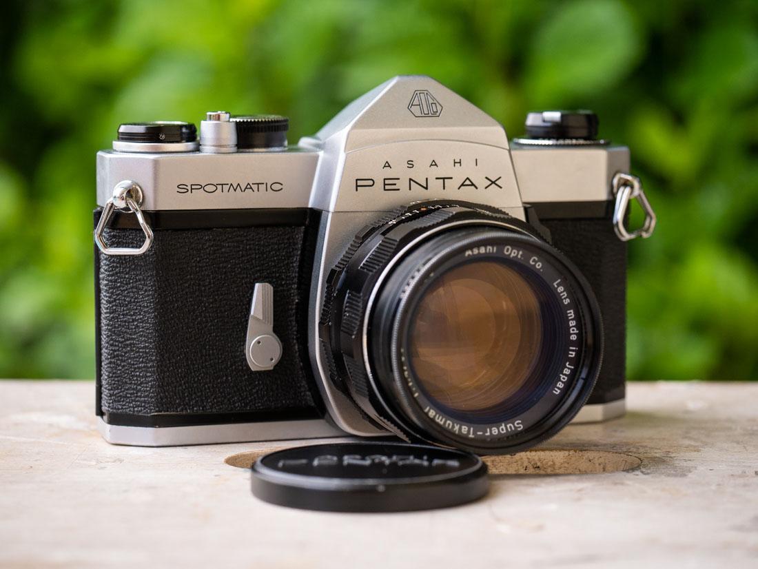 Pentax Spotmatic SP