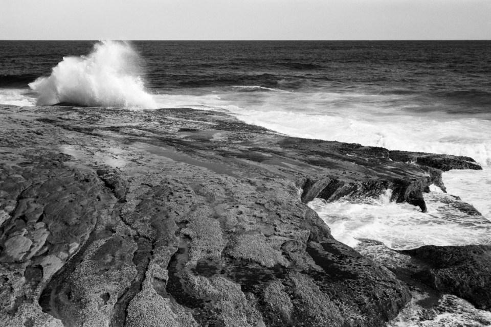 Cape Banks, La Perouse | Voigtländer Bessa I | Kodak Tri-X