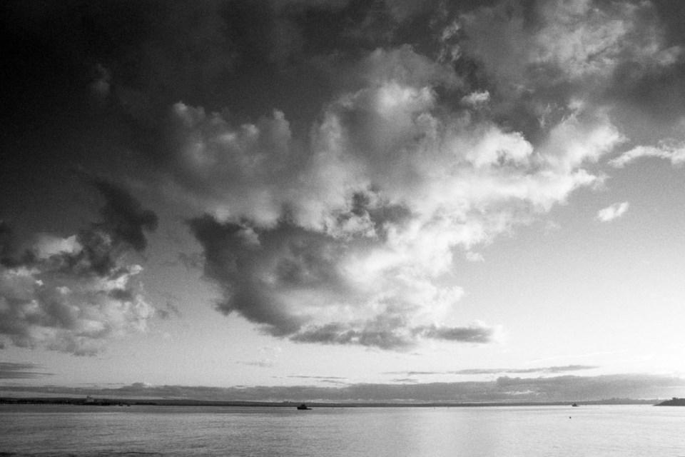 Clouds | Nikon F100 | Nikkor 28-105 f/3.5-4.5 AF D | Kodak T-Max 100