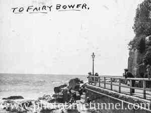 Road to Fairy Bower, Manly, Sydney NSW, Early 20th century. (2)