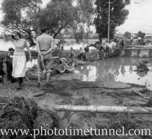 Miracle of the waters: a 1955 flood tale