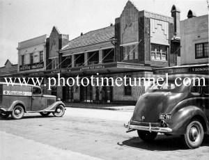 Tourist hotel Queanbeyan, NSW circa 1940s.