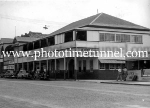 Hotel Pacifique, Tweed Heads, NSW, circa 1950s.