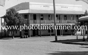 Hotel Urana, NSW, circa 1950s.