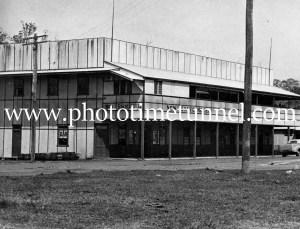 New State Hotel, Tyalgum, NSW, circa 1950s.