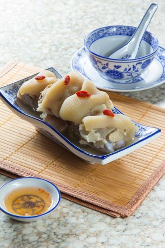 【中式餐前涼拌小吃炆豬手】比自己拍攝更便宜的食物相片方案