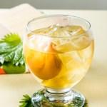 【透心涼冰凍梅酒酒類飲品】平到笑飲食業專用素材圖像