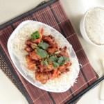 【中式雞肉小菜小炒配白飯】比自己拍攝更能減低成本的食物相片方案