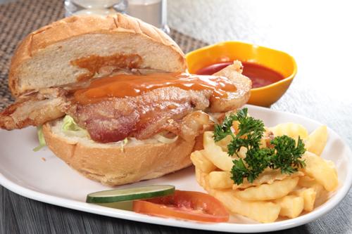 即買即用餐牌製作食物相片及設計模板 | PHOTOTORA - T0018789