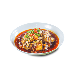chili oil chicken