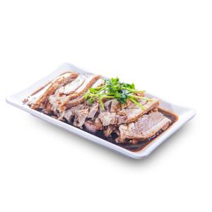 【潮汕鹵水鵝片】已剪走背景可以下載即用的食物相