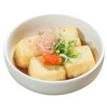 日式土佐豆腐的去背退地食物素材相片