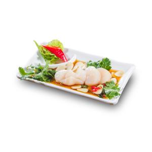 【辣椒泡扇貝】已剪走背景可以下載即用的食物相