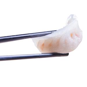 【用筷子夾起點心蝦餃】食物靚相兼已經剪走背景