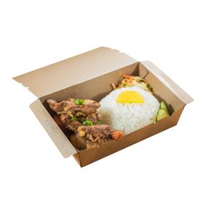 【台式外賣便當紅蘿蔔炆豬軟骨飯】高質感實用餐點圖像