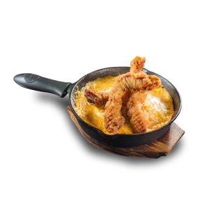 【炸魚芝士飯】比自己拍攝更便宜而且已經處理好的食物相片方案