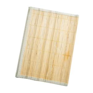 竹桌墊的去背退地食物素材相片