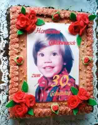 Tortenbild Welche Torte