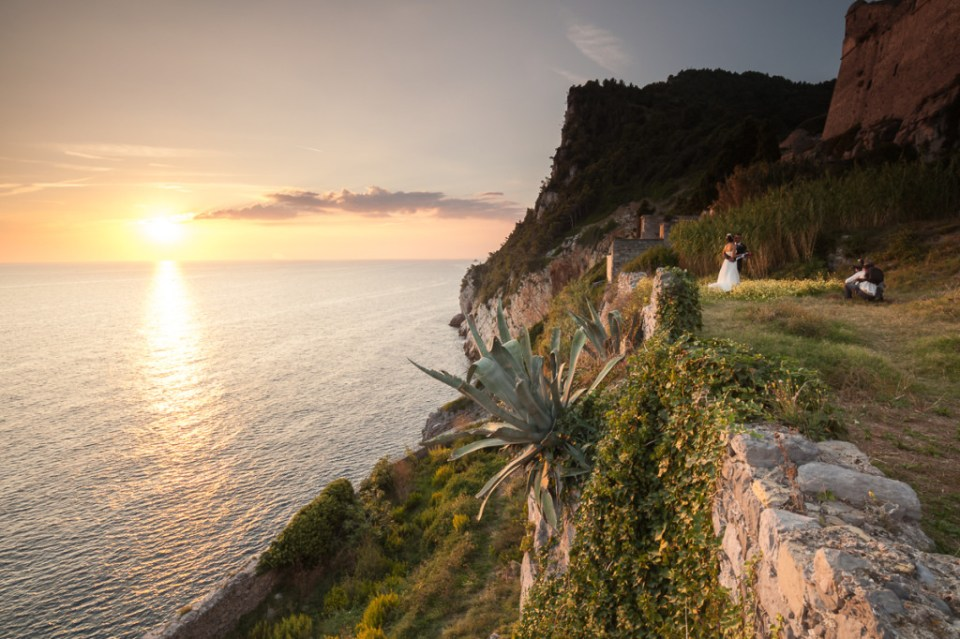 Portovenere Wedding