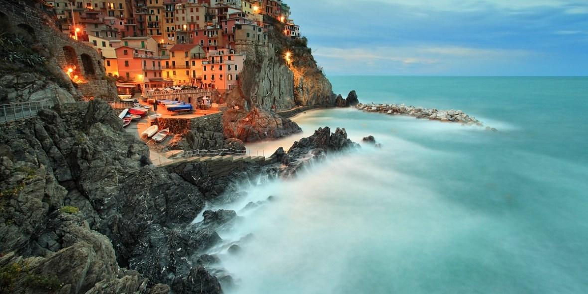 Manarola Liguria © Raik Krotofil 2017