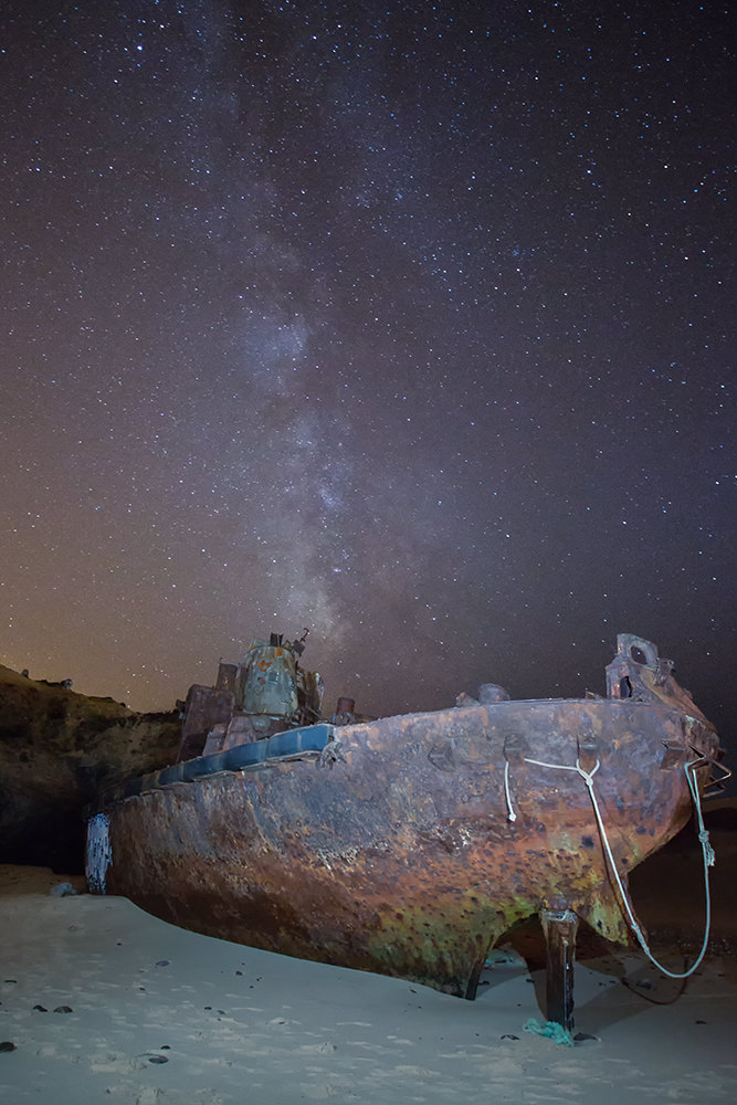 Stargazer   Vilanova de Milfontes   © Timo Zilz