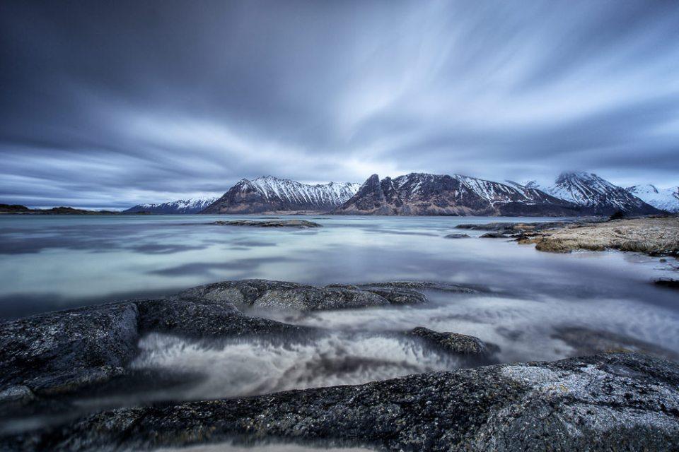 THE ARCTIC CARIEBEAN   © Evelyn Hatt