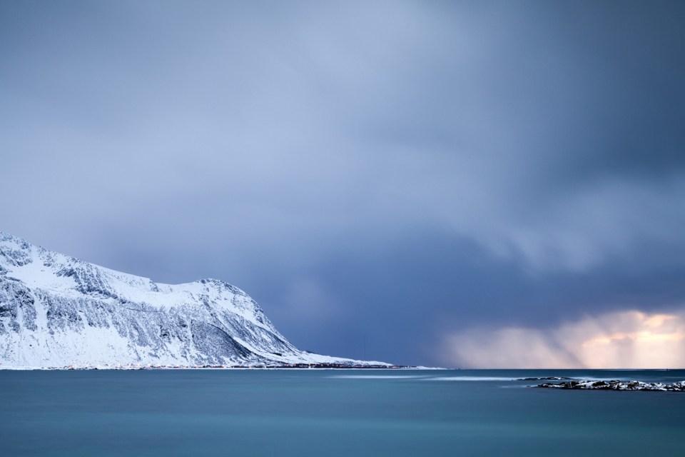© Raik Krotofil - Lofoten - Saupstad