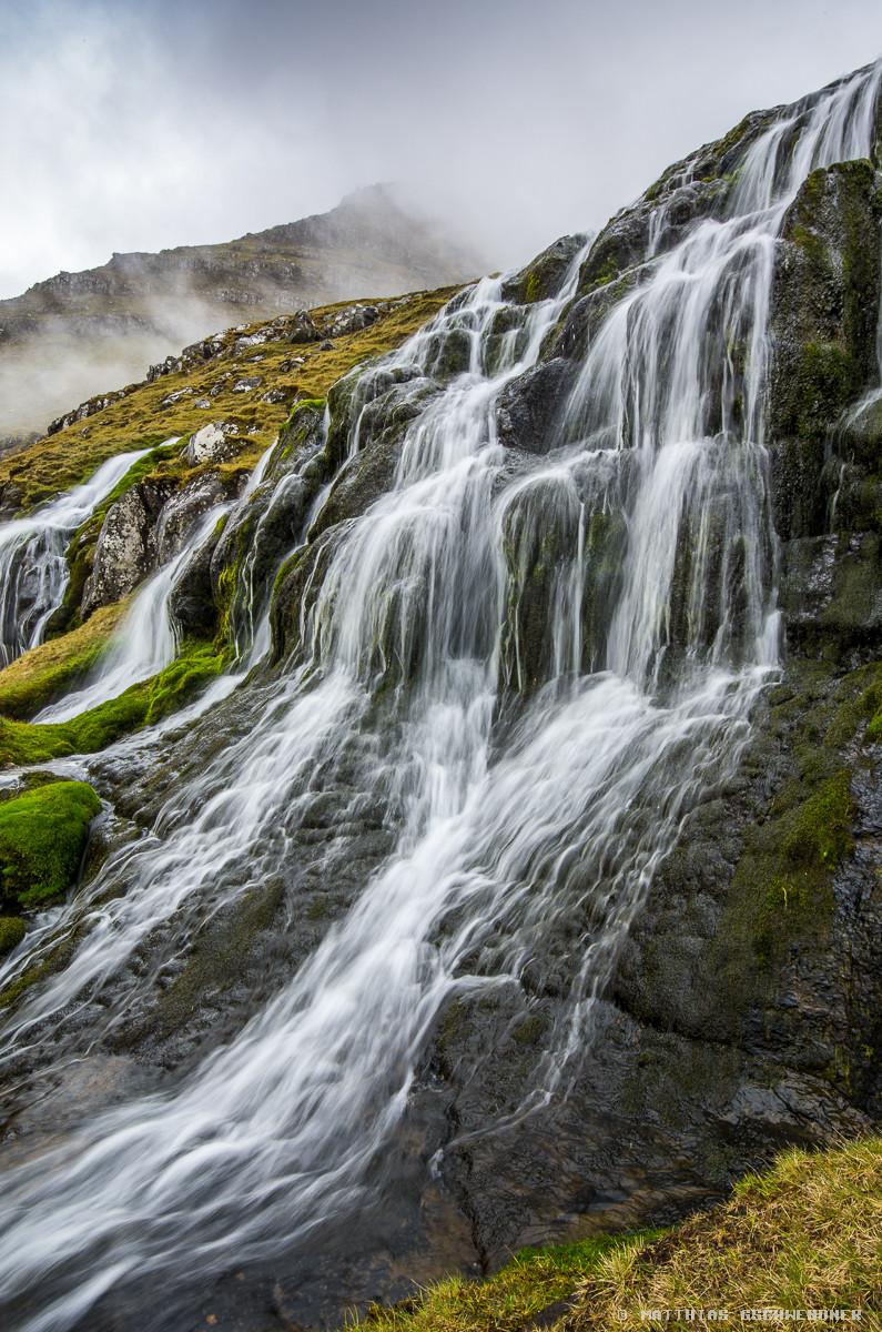 Matthias Gschwendner - Wasserfall