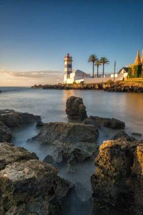 [ santa marta ] © serdar ugurlu 2014   lighthouse cascais   sintra   portugal