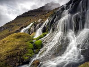 [ t r o l l ] © Serdar Ugurlu 2015   Waterfall near Funningur 2015   Faroe Islands