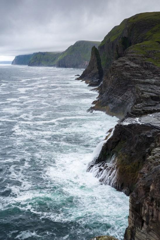 [ e t h e r e a l ] © serdar ugurlu   bosdalafossur faroe islands