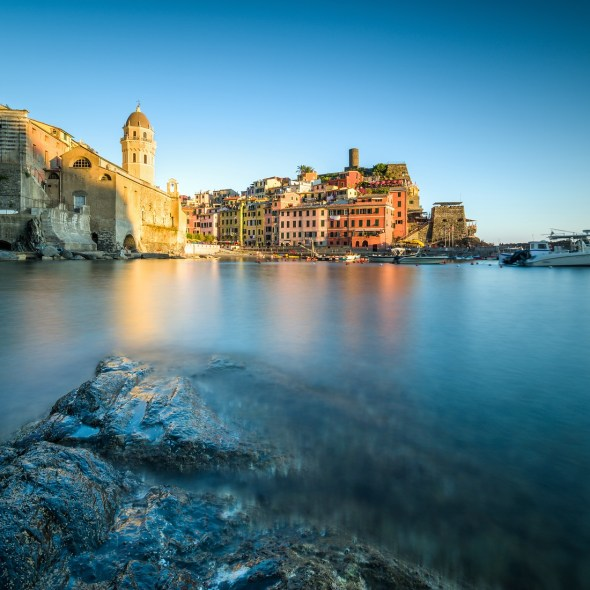 Vernazza | Cinque Terre © Raik Krotofil 2017