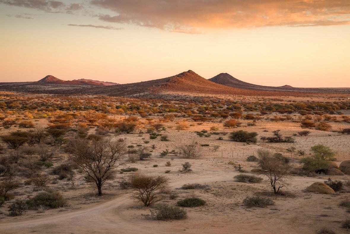 Spitzkoppe Sunset © Raik Krotofil