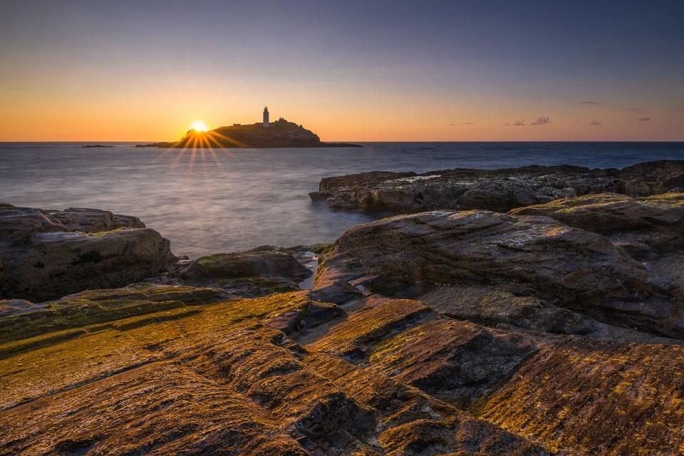Lighthouse Cornwall © RAIK KROTOFIL