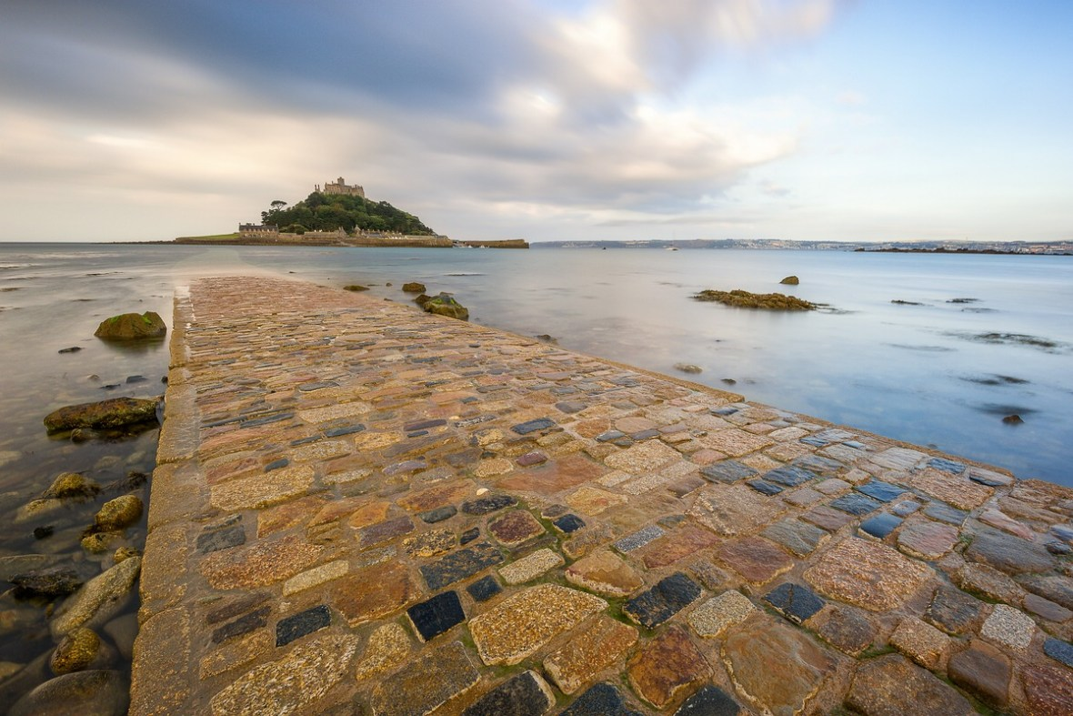 St. Michaels Mount © RAIK KROTOFIL