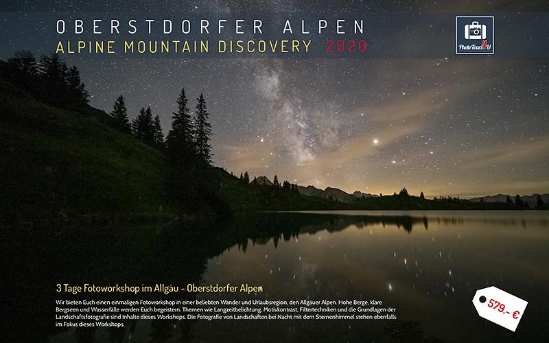 Fotoworkshop Allgäuer Alpen Oberstdorf