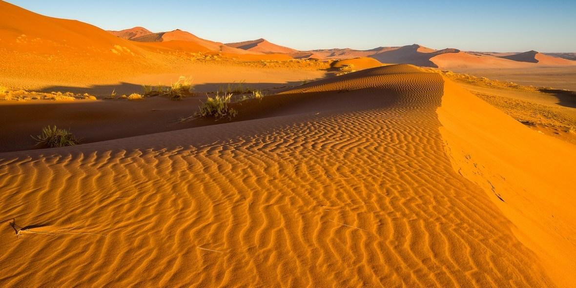 Dünen in der Namib
