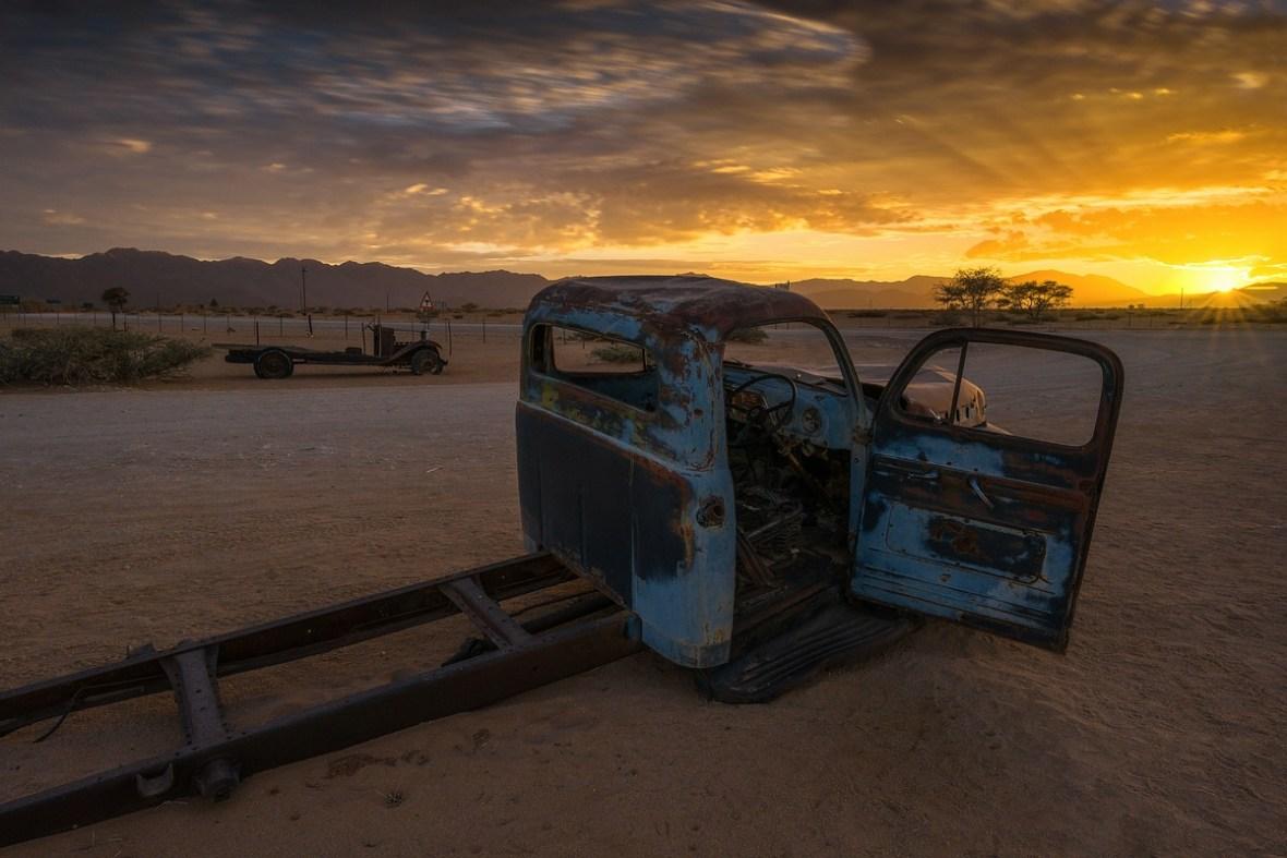 Solitaire Namibia Wracks