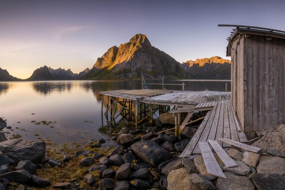 Reine Lofoten, Norwegen, Fotoreise premium