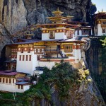 Tigers Nest Monastery in Paro