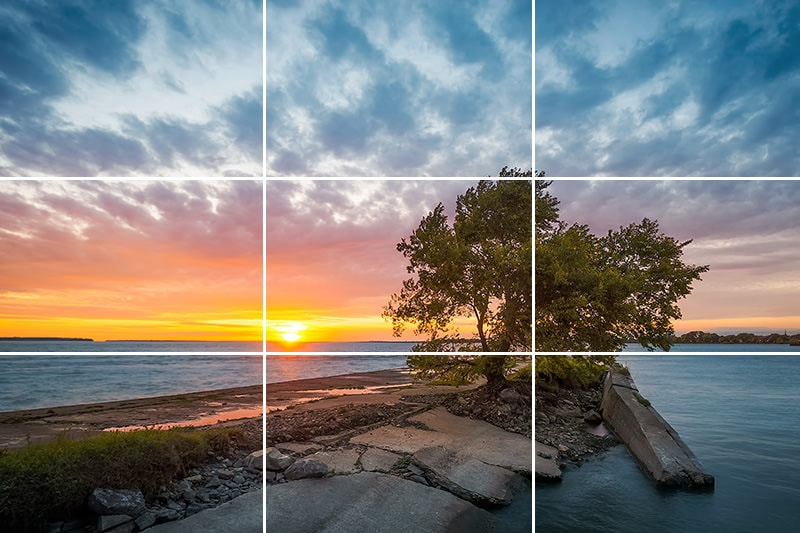 Image result for rule of thirds
