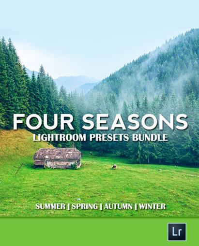 Symufa's 4 Seasons Lightroom Preset Bundle