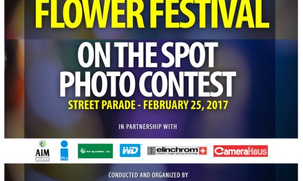 Panagbenga Flower Festival 2017 Photo Contest Winners