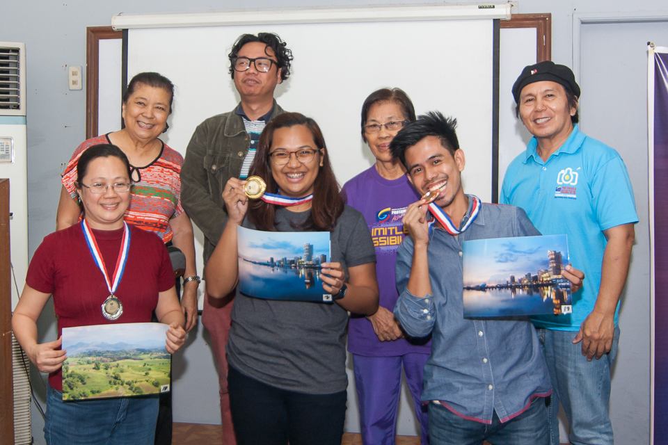 Winners Batch 3 Saturdays Basic Photography April 22-May 20, 2017