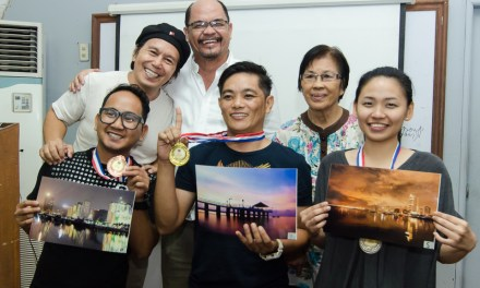 Winners Batch 5 Sat Basic Photography May 6-June 3, 2017