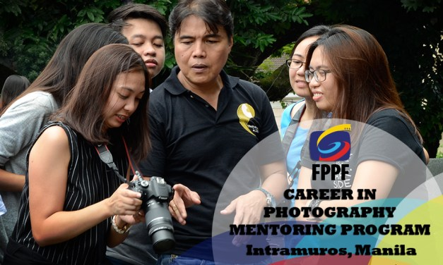 Career in Photography Mentoring Program