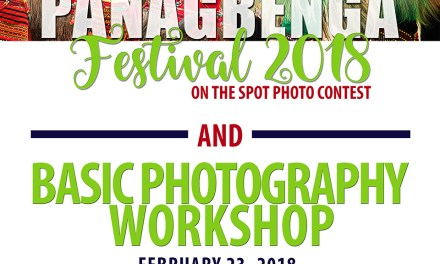 FPPF Holds Photography Workshop, Photo Contest for Panagbenga 2018