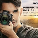 Sony to Demo Newest Alpha 7 Mark 3 Camera