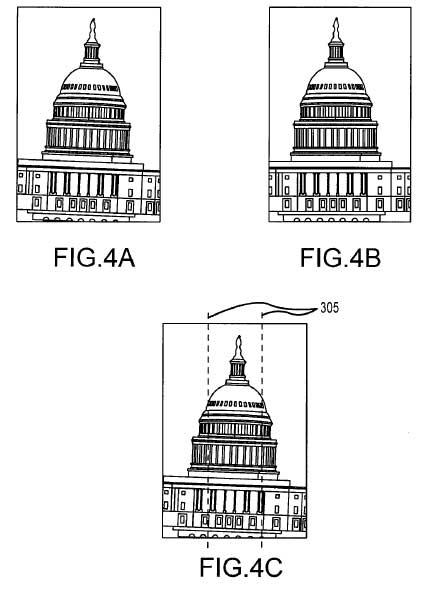 Apple iPhone patent: fixes tilt