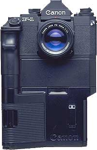 Canon F-1 High Speed Motor Drive